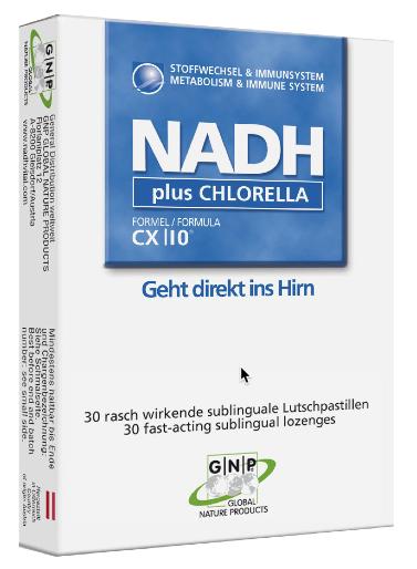 nadh chlorella cx10