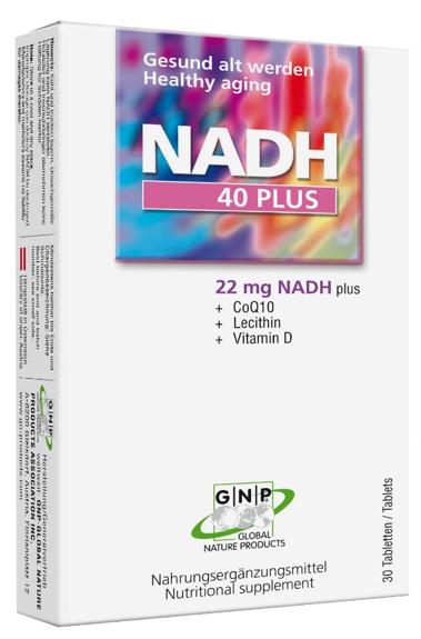 nadh40plus